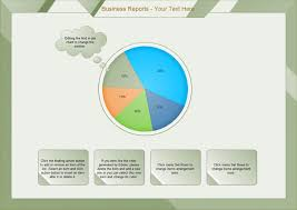 Pie Chart Description Example Pie Chart Examples Business Reports