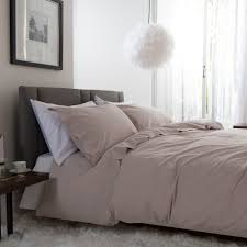 the lyndon company vintage embroidery duvet cover set in dusky pink free delivery next day select day up to 50 off rrp
