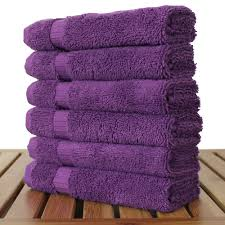 spa towel storage. Exellent Towel Luxury Hotel U0026 Spa Towel Turkish Cotton Washcloths  Eggplant Dobby  Border Set Of With Storage W