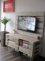 22 diy tv stand ideas to unlock your