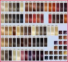 Goldwell Underlying Pigment Chart Permanent Makeup Color Chart Www Bedowntowndaytona Com