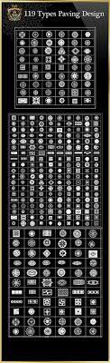 119 Types Paving Design CAD Blocks | Free Cad Blocks & Drawings Download  Center