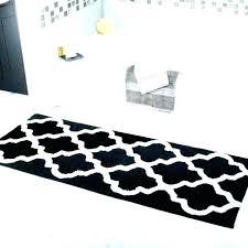 creative black and white bath rug black and white bath rug black and white bathroom rugs