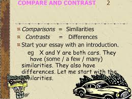 compare compare