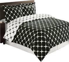 bloomingdale 100 cotton reversible duvet cover set contemporary duvet covers and duvet sets by whole beddings