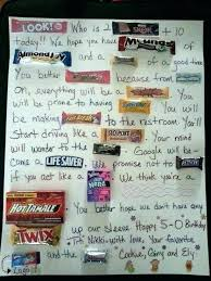 sister 50th birthday gift ideas for enchanting gifts him crafty a your