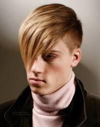 Mens Comb Over Hairstyle Comb Over Hairstyle For Fashion Conscious Men Clipped Sides And Back