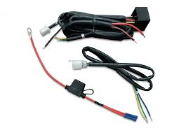 wiring units harnesses relays black boxes harley custom uk kuryakyn universal trailer wiring relay kit ea 7671