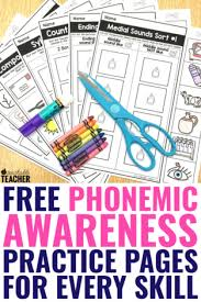 Phonics worksheets to support your child's learning and help them prepare for the year 1 phonics free downloadable and printable worksheets! Free Phonemic Awareness Worksheets Interactive And Picture Based