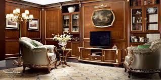 handmade living room furniture. Boiserie-hardwood-living-room-furniture-composition-Bella-Vita- Handmade Living Room Furniture U