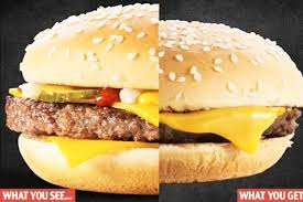 fast food advertisement and consumer psychology muteb image