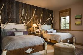 rustic bedroom lighting. rustic bedroom design ideas drawer desk beside glass partition brown wooden furniture set white bed sheet led lighting idea in the near c