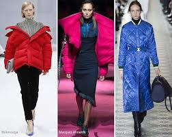 fall winter 2016 2017 fashion trends quilted puffer jackets