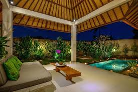 Nestled in the laidback Canggu, Pandan Tree Villa is a place where you can  still enjoy the beach and spectacular Bali sunset without having to endure  the ...