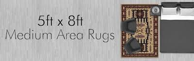 5ft x 8ft area rugs