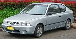 Hyundai Accent 2000 Specs