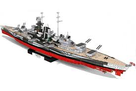 <b>Конструктор COBI</b> Линкор Tirpitz 1:300 COBI-4809