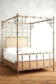 Bamboo Four Poster Bed Bed Bamboo Four Poster Canopy Bed – azik.me