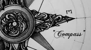 Windrose Compasspencil Art Tattoo Sketchкомпас рисунок карандашом эскиз тату