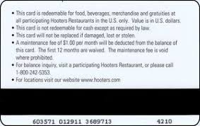 country united states of america pany hooters catalog codes colnect codes us hoo 052 themes food issued on 2016 face value 25 united