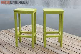 easy diy stool plans rogue engineer