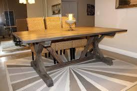 Table  Diy Rustic Dining Room Tables Industrial Medium Diy Rustic - Diy rustic dining room table