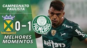 Santo André 0 x 1 Palmeiras | Melhores Momentos | Paulista 02/05/2021 -  YouTube