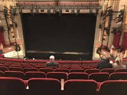 Seating Chart For Neil Simon Theater In Nyc Complete Neil Simon Theatre Seating Chart New Amsterdam