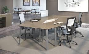 triple seated home office area. Tr-One Multi-Use Tables Triple Seated Home Office Area N