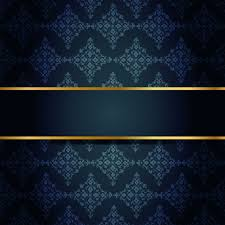 Blue And Gold Design Gold Background Free Vector Download 52 547 Free Vector