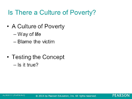 social problems a down to earth guide e james m henslin ppt  is there a culture of poverty