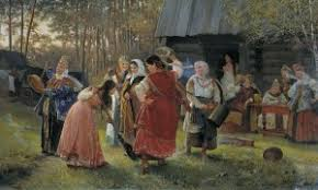 Русские национальные обряды и традиции Русский Фольклор Русские национальные обряды и традиции