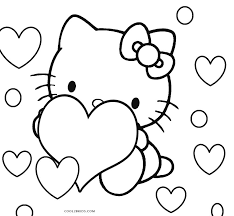 hello kitty color sheets. Exellent Color Hello Kitty Color Pages In Sheets C