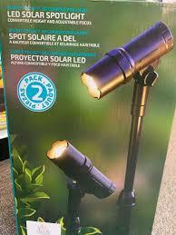 Alpan Solar Spot Lights Upc 012109104008 Smartyard Led Solar Spotlight