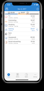 Atracker Daily Task And Time Tracking