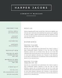 Resume Formats Free Download Word Format Best Resume Format Free Best Resume Formats Best Resume Template In ...