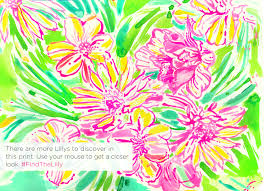 Lilly Pulitzer Patterns Find The Lilly Lilly Pulitzer