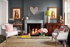 orange and grey living room. gray bedroom \u0026 living room paint color ideas photos   architectural digest orange and grey
