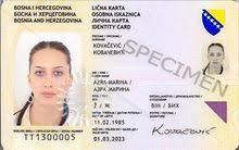 Card - Herzegovina And Wikipedia Identity Bosnia