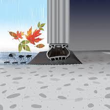 garage door floor sealGarage Door Seal Systems  Clark Rubber