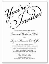 You Re Invited Template Word Beautiful Wedding Invitations