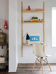 Wall Units, Shelving Unit With Desk Desk With Shelves On Side Royal System  Shelving