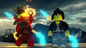 The LEGO Ninjago Movie Video Game - All Nya Characters - YouTube