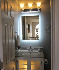bathroom mirrors with lights. Bathroom Mirrors With Lights I
