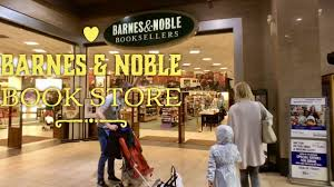 Barnes & Noble Bookstore New York st Bookstore in the
