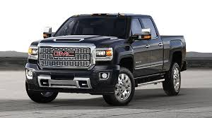 2018 gmc hd trucks. beautiful trucks exterior image of the 2018 gmc sierra 2500 denali hd premium heavyduty  pickup truck to gmc hd trucks gmccom