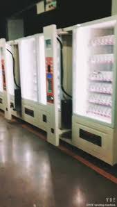 Corona Vending Machine For Sale Magnificent Lcd Stainless Steel Can Beer And Bottle Commercial Water Snack