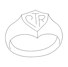 Small Picture CTR Ring Coloring Page Coloring Book