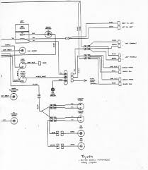 Toyota Forklift Wiring Diagram Toyota Forklift Wiring Schematics