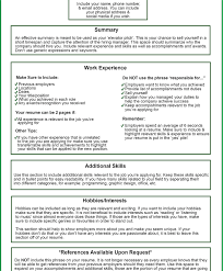 Resume Interests Section Interests To Put On Your Resume Resume Interest Section Stunning 32